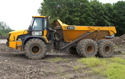 JCB 722 Articulated Dump Truck Stock Photography