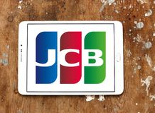 JCB credit card company logo Stock Photos