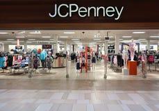 JCPenney immagine stock libera da diritti