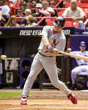 JD Drew, St. Louis Cardinals Royalty Free Stock Photos