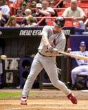 JD tirou, St Louis Cardinals Fotos de Stock Royalty Free