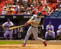 JD tirou, St Louis Cardinals Imagem de Stock Royalty Free