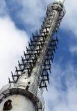 Ješt�d - transmitter Jested Stock Photos