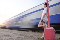 Jeûnent le transport Photos stock