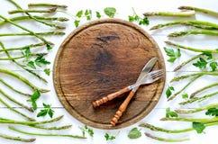 jeść zdrowo pojęcia Fotografia Stock
