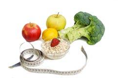 jeść zdrowo pojęcia Obraz Stock