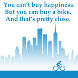 Jeździć na rowerze Obraz Stock