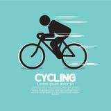 Jeździć na rowerze. Obrazy Stock