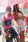 Jeździć na rowerze: 99th wycieczka turysyczna Włochy 2016/scena 14 Zdjęcia Royalty Free