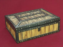 jeżatki antykwarska pudełkowata indyjska dutka zdjęcia royalty free