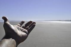 Je cours l'homme dans l'Argentin Photo libre de droits