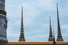 je-de на буддизме виска Стоковое Изображение RF