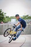 Jeździecki bicykl Zdjęcia Royalty Free