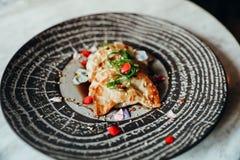 Je jedzenie w Casco Viejo, Panamski parte 4 zdjęcie royalty free