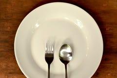 Je obiad czas 2 Obrazy Royalty Free