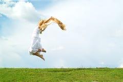 Je peux voler ! Images stock