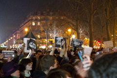 Je suis charlie Stock Images