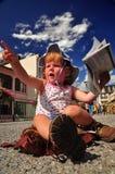 Je suis un explorateur Photographie stock libre de droits