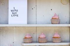 je te souhaite l'amour Photo libre de droits