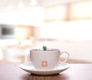 Jeżynowa herbata Obrazy Stock