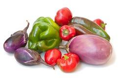 je zdrowego warzywa Zdjęcia Royalty Free