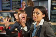 Jealous Coworker Stock Photos