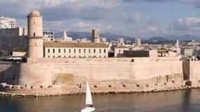 Οχυρό Άγιος-Jean στη Μασσαλία, Γαλλία φιλμ μικρού μήκους