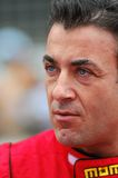 Jean Alesi. At Speedcar, Dubai Royalty Free Stock Image