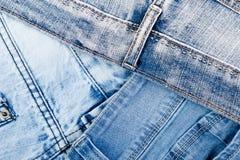 Jean Background Textura azul de la mezclilla del dril de algodón concepto para la moda fotos de archivo