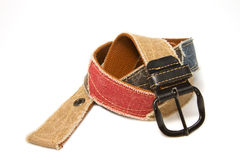 Jean belt Stock Photos