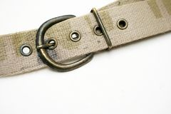 Jean belt Royalty Free Stock Photo