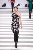 Jean-Charles de Castelbajac διάδρομος επιδείξεων μόδας στοκ φωτογραφίες
