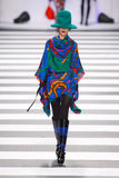 Jean-Charles de Castelbajac Παρίσι εβδομάδα μόδας στοκ φωτογραφίες με δικαίωμα ελεύθερης χρήσης
