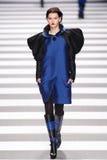 Jean-Charles de Castelbajac Παρίσι εβδομάδα μόδας στοκ εικόνα με δικαίωμα ελεύθερης χρήσης