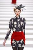 Jean-Charles de Castelbajac Παρίσι εβδομάδα μόδας στοκ φωτογραφίες