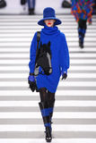 Jean-Charles DE Castelbajac de Baan van de Modeshow Stock Fotografie