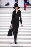Jean-Charles de Castelbajac Fashion Show Runway Royalty Free Stock Image