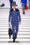 Jean-Charles de Castelbajac Fashion Show Runway Stock Images