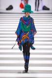 Jean-Charles de Castelbajac Paris Fashion Week Royalty Free Stock Photos