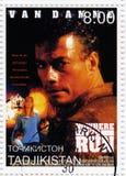 Jean-Claude Van Damme Fotografia Stock Libera da Diritti