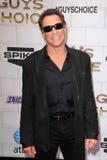 Jean-Claude Van Damme al punto TV 2012   Fotografia Stock