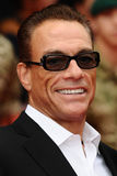 Jean-Claude Van Damme photographie stock libre de droits