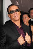 Jean-Claude Van Damme Royalty Free Stock Photo