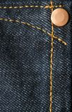 Jean cloth Stock Images