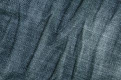 Jean cloth Stock Photography