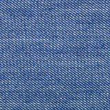 Jean cloth - macro of a jeans texture Royalty Free Stock Images