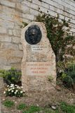 Menton, France: Jean Cocteau Memorial Royalty Free Stock Photography