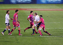 Jean De Villiers Rugby Stormers 2012 (IM7) Stock Image