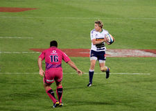 Jean De Villiers Rugby Stormers 2012 (IM8) Royalty Free Stock Photo