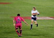 Jean De Villiers Rugby Stormers 2012 (IM8) Fotografia Stock Libera da Diritti